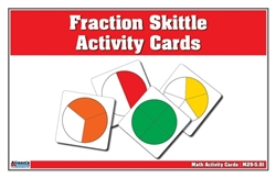 Large Fraction Skittles Activity Set (Set Of 5)