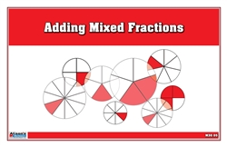 Adding Mixed Fractions: