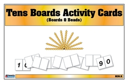 Tens Boards Activity Cards