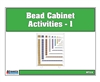 Bead Cabinet Activities -1 (Printed)