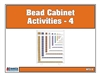 Activities with the Bead Cabinet-4 (Printed)