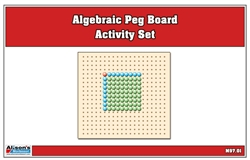 Flat Bead Frame Exercise Set (Printed)