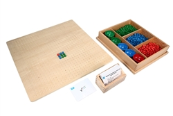 Algebraic ( Square Root ) Peg Board (Complete Set)
