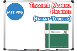 Infant-Toddler Teacher Manual Package