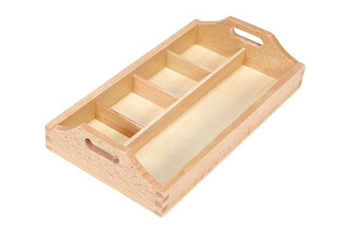 Four Compartment Sorting Tray