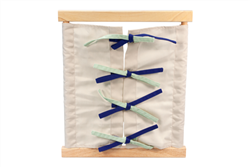Bow Tying Dressing Frame