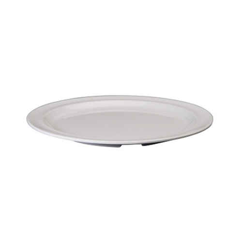 sc 1 st  Alisonu0027s Montessori & White Melamine plates (12 in a pack)