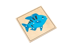 Parts of a Fish Puzzle (Premium Quality)