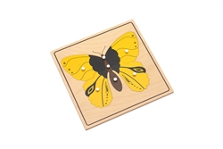 Parts of a Butterfly Puzzle (Premium Quality)