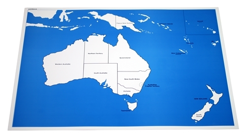 Australia Map Labeled.Labeled Control Chart For Map Of Australia Premium Quality