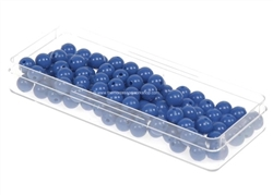 Blue Beads for Long Division Material