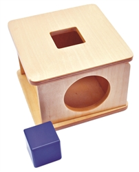 Infant Imbucare Box – Square