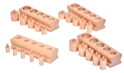 Infant Knobbed Cylinders (Premium Quality)