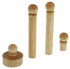 Replacement Set of Four Knobbed Cylinders