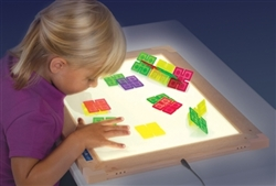 Montessori Materials - LED Activity Tablet - US