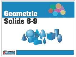 Geometric Solids Control Booklet (6-9)