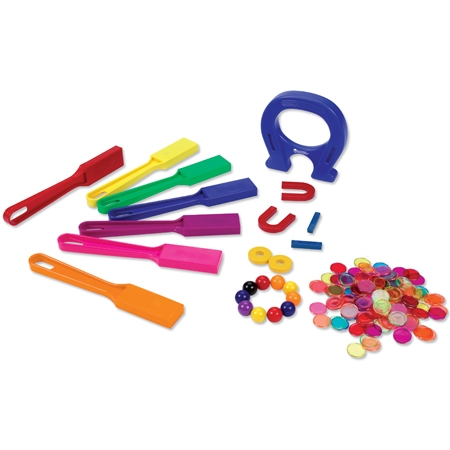 Montessori Materials Super Magnet Lab Kit