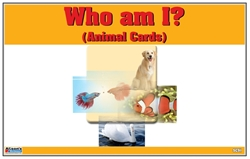 Who am I? (Animal Cards)