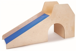 Montessori Materials - Slide With Stairs and Tunnel