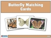 Butterfly Matching Cards (Printed)