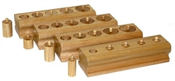 Infant Knobbed Cylinders