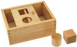 Two Shapes Sorting Box