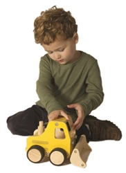 Montessori Materials - Plywood Front Loader