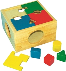 Puzzle Sorting Box