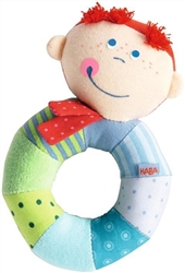 Rio Ringlet Clutching Toy
