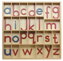 Letters for Small Movable Alphabets